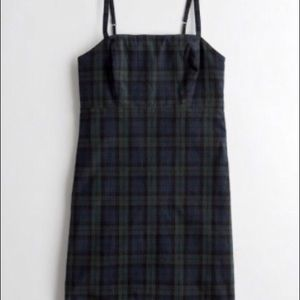 Plaid Hollister Dress